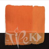 Краска по ткани 055 оранжевый покрывной 60 мл Idea Stoffa Maimeri Италия