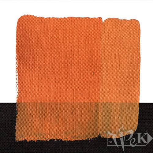 Фарба по тканині 055 помаранчевий покривний 60 мл Idea Stoffa Maimeri Італія