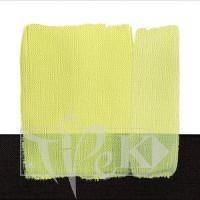 Краска по ткани 101 желтый лимонный покрывной 60 мл Idea Stoffa Maimeri Италия