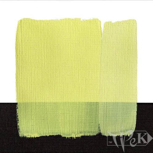 Фарба по тканині 101 жовтий лимонний покривний 60 мл Idea Stoffa Maimeri Італія