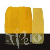 Краска по ткани 118 желтый темный 60 мл Idea Stoffa Maimeri Италия