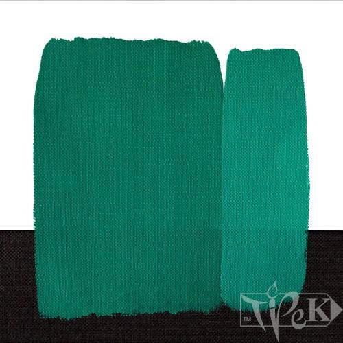 Фарба по тканині 345 зелений темний покривний 60 мл Idea Stoffa Maimeri Італія