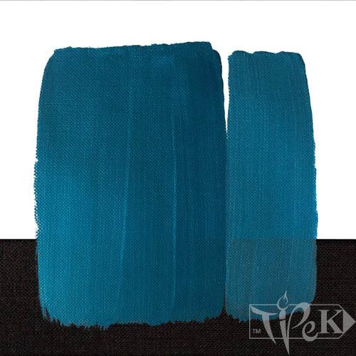 Фарба по тканині 399 синій перламутровий 60 мл Idea Stoffa Maimeri Італія