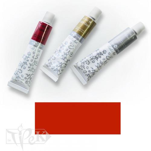 Акрилова фарба Nail Art 12 мл 003 яскраво-червона Van Pure
