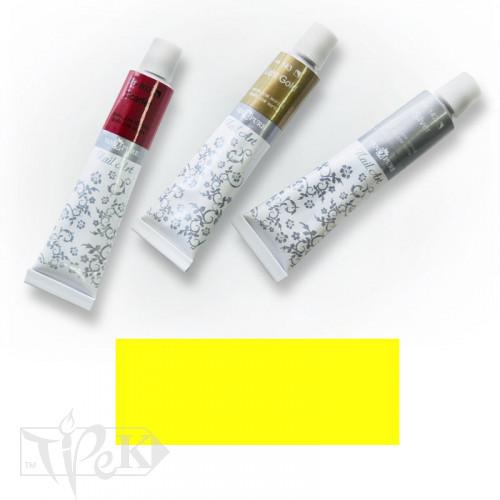 Акрилова фарба Nail Art 12 мл 021 жовта лимонна Van Pure