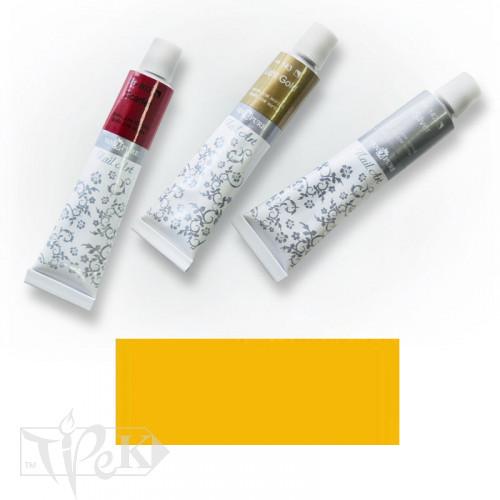 Акрилова фарба Nail Art 12 мл 024 жовта темна Van Pure