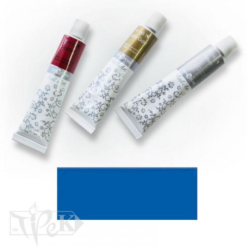Акриловая краска Nail Art 12 мл 035 небесно-голубая Van Pure