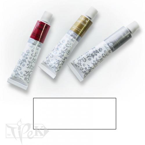 Акриловая краска Nail Art 12 мл 044 белила титановые Van Pure
