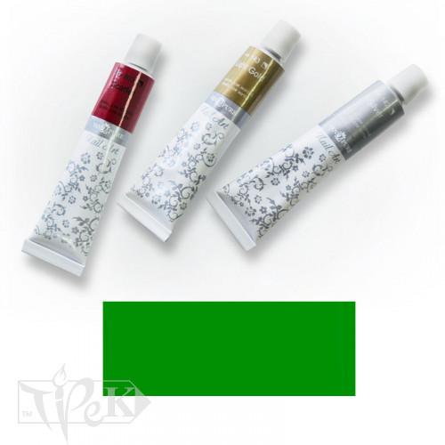 Акрилова фарба Nail Art 12 мл 062 зелена палева Van Pure