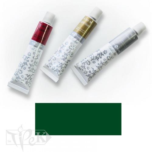Акрилова фарба Nail Art 12 мл 056 зелена прусська Van Pure