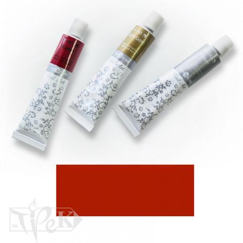 Акрилова фарба Nail Art 12 мл 102 червона яскрава Van Pure