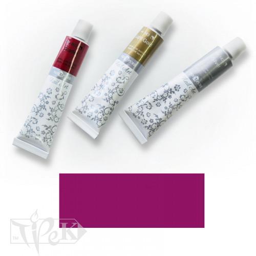 Акриловая краска Nail Art 12 мл 104 пурпурная светлая Van Pure