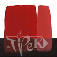 Акриловая краска Polycolor 20 мл 166 кармин Maimeri Италия
