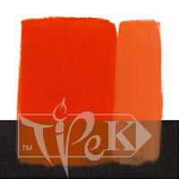 Акриловая краска Polycolor 20 мл 052 оранжевый яркий Maimeri Италия