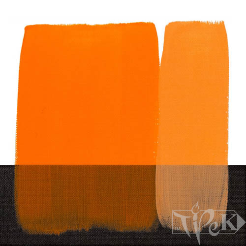 Акрилова фарба Polycolor 140 мл 072 жовто-помаранчевий Maimeri Італія