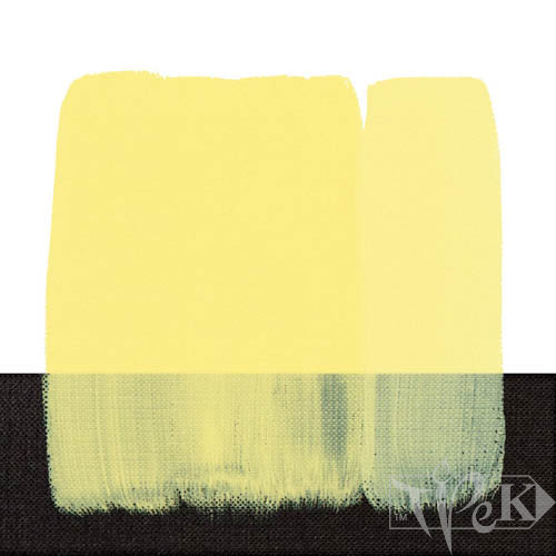 Акрилова фарба Polycolor 140 мл 074 жовтий яскравий Maimeri Італія