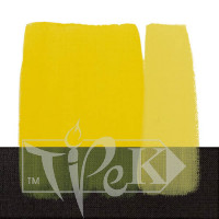 Акриловая краска Polycolor 140 мл 100 желтый лимонный Maimeri Италия