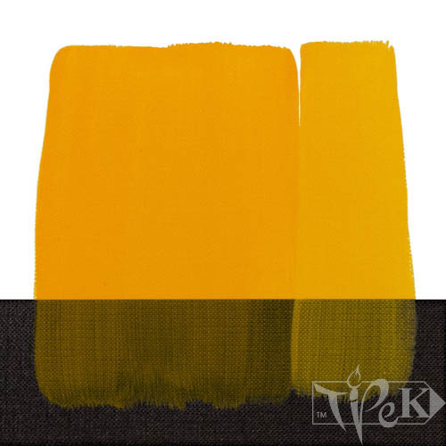 Акрилова фарба Polycolor 140 мл 118 жовтий темний Maimeri Італія