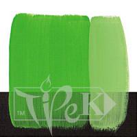 Акриловая краска Polycolor 140 мл 323 желто-зеленый Maimeri Италия
