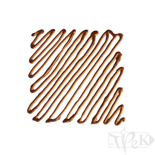 Рельєф для скла 151 золото темне 20 мл туба з аплікатором Idea Vetro Rilievo Maimeri Італія