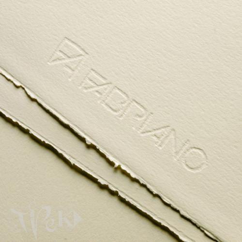Бумага офортная для печати Rosaspina 038 avorio 50х70 см 220 г/м.кв. 60% хлопок Fabriano Италия