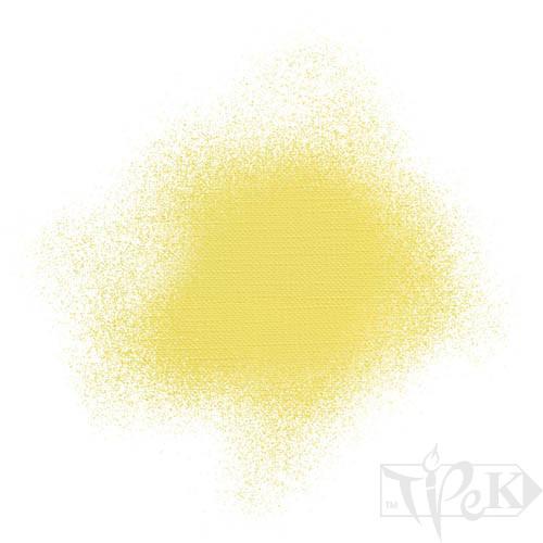 Акриловая аэрозольная краска 100 желтый лимонный 200 мл флакон с распылителем Idea Spray Maimeri Италия