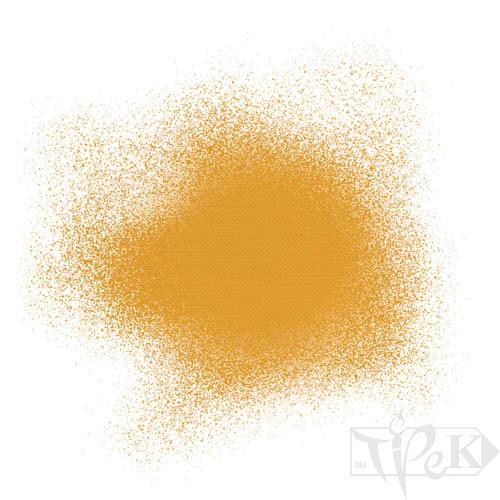 Акриловая аэрозольная краска 131 охра желтая 200 мл флакон с распылителем Idea Spray Maimeri Италия