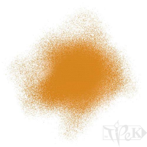 Акриловая аэрозольная краска 151 золото темное 200 мл флакон с распылителем Idea Spray Maimeri Италия