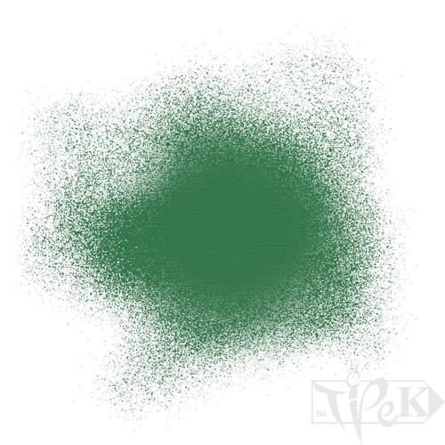 Акриловая аэрозольная краска 348 виридоновый 200 мл флакон с распылителем Idea Spray Maimeri Италия
