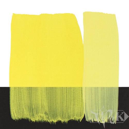 Темперная краска Tempera Fine 20 мл 100 желтый лимонный Maimeri Италия