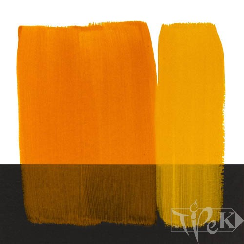 Темперная краска Tempera Fine 20 мл 118 желтый темный Maimeri Италия