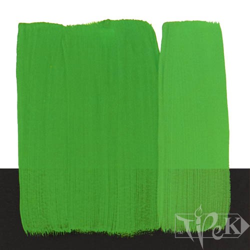 Темперная краска Tempera Fine 20 мл 304 зеленый светлый яркий Maimeri Италия