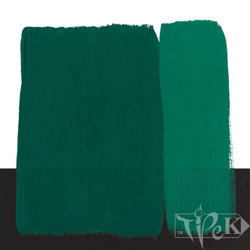 Темперная краска Tempera Fine 20 мл 347 виридоновый (имитация) Maimeri Италия