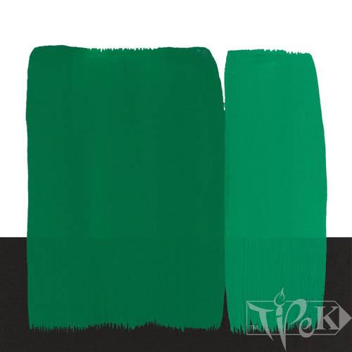 Темперная краска Tempera Fine 20 мл 356 зеленый изумрудный Maimeri Италия
