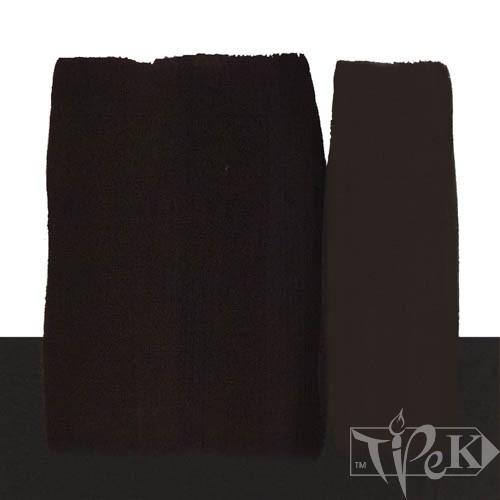 Темперная краска Tempera Fine 20 мл 530 черный Maimeri Италия