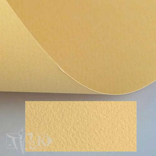 Папір кольоровий для пастелі Tiziano 05 zabaione 50х65 см 160 г/м.кв. Fabriano Італія