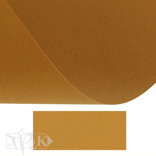 Папір кольоровий для пастелі Tiziano 07 terra di Siena 50х65 см 160 г/м.кв. Fabriano Італія