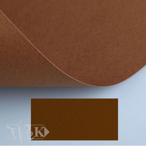 Папір кольоровий для пастелі Tiziano 09 caffe 50х65 см 160 г/м.кв. Fabriano Італія