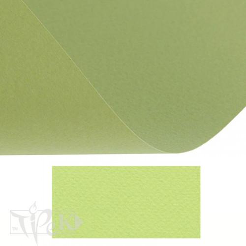 Папір кольоровий для пастелі Tiziano 11 verduzzo 50х65 см 160 г/м.кв. Fabriano Італія