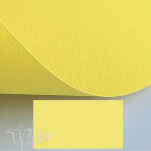 Бумага цветная для пастели Tiziano 20 limone 50х65 см 160 г/м.кв. Fabriano Италия