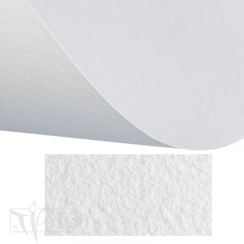 Папір кольоровий для пастелі Tiziano 01 bianco 70х100 см 160 г/м.кв. Fabriano Італія