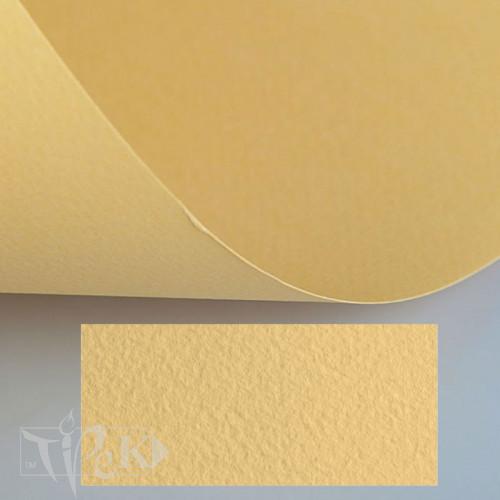Папір кольоровий для пастелі Tiziano 05 zabaione 70х100 см 160 г/м.кв. Fabriano Італія