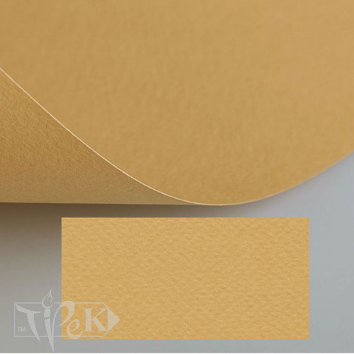 Папір кольоровий для пастелі Tiziano 06 mandorla 70х100 см 160 г/м.кв. Fabriano Італія