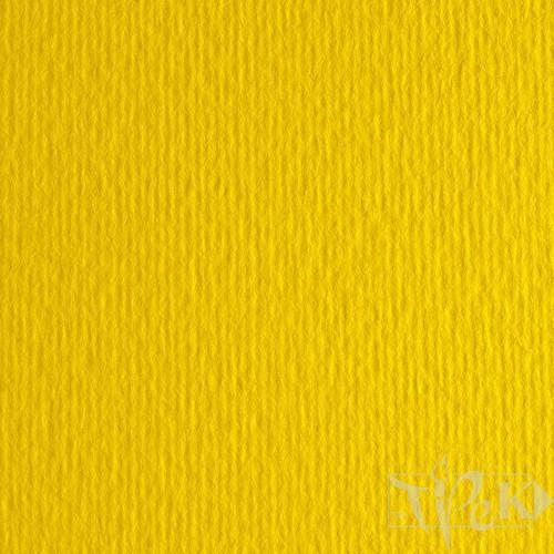 Картон кольоровий для пастелі Elle Erre 07 giallo 50х70 см 220 г/м.кв. Fabriano Італія