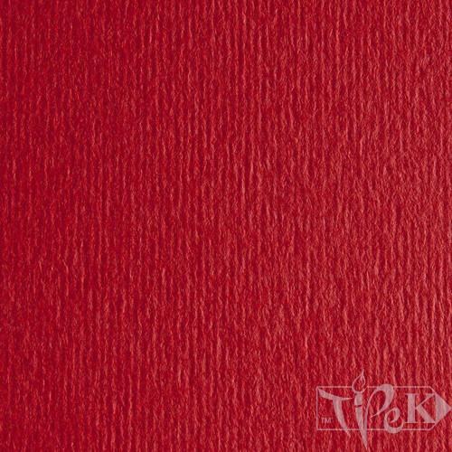 Картон кольоровий для пастелі Elle Erre 09 rosso 50х70 см 220 г/м.кв. Fabriano Італія