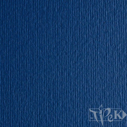 Картон кольоровий для пастелі Elle Erre 14 bleu 50х70 см 220 г/м.кв. Fabriano Італія