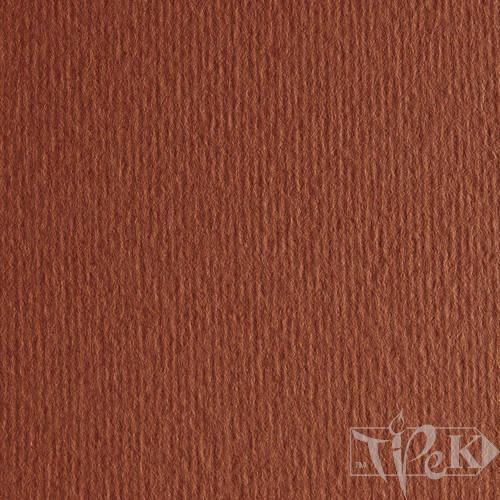 Картон цветной для пастели Elle Erre 19 terra bruciata 50х70 см 220 г/м.кв. Fabriano Италия