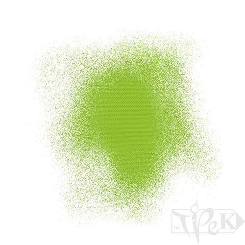 Акриловая аэрозольная краска 326 зеленый флуоресцентный 200 мл флакон с распылителем Idea Spray Maimeri Италия