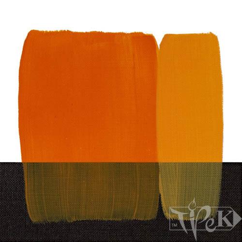 Акриловая краска Acrilico 500 мл 117 золотисто-желтый Maimeri Италия