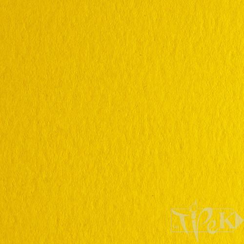 Картон дизайнерський Colore 27 giallo 50х70 см 200 г/м.кв. Fabriano Італія